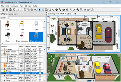 Live Home 3D  Home and Interior Design Software for