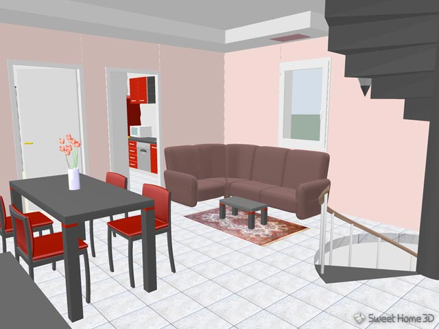 sweet home 3d galeria