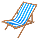 Deck chair by BigMouse