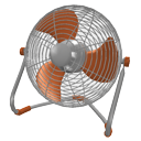 Rigged fan by Kagi