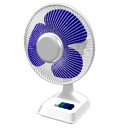 Table fan by Shivraj