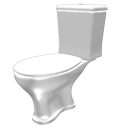 Toilets unit by Nhumrod
