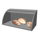 Bread box by Oldtimer