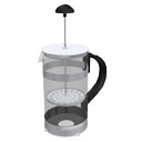Coffee press by Cephei