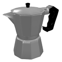 Espresso kettle by Krabz