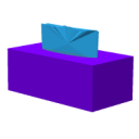 Tissue box by Snduc