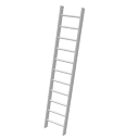Ladder by Ola-Kristian Hoff
