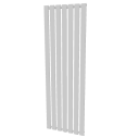 Vertical radiator by Snduc