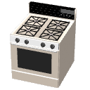 Stove by Pencilart