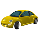 VW new beetle by Kator Legaz
