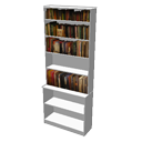 Full bookcase by Kator Legaz