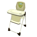 Baby high chair by Scopia