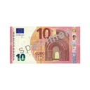Bill 10€ by Scopia