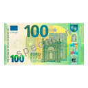 Bill 100€ by Scopia
