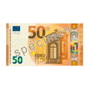 Bill 50€ by Scopia