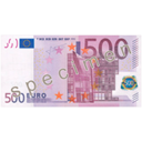 Bill 500€ by Scopia
