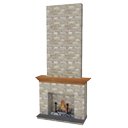 Fireplace by Scopia