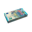 Bills 20€ by Scopia