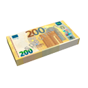 Bills 200€ by Scopia