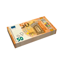 Bills 50€ by Scopia