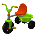 Tricycle par Scopia